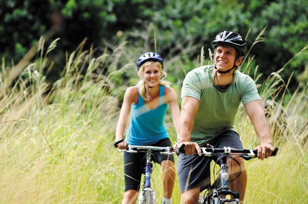 Balade à vélos